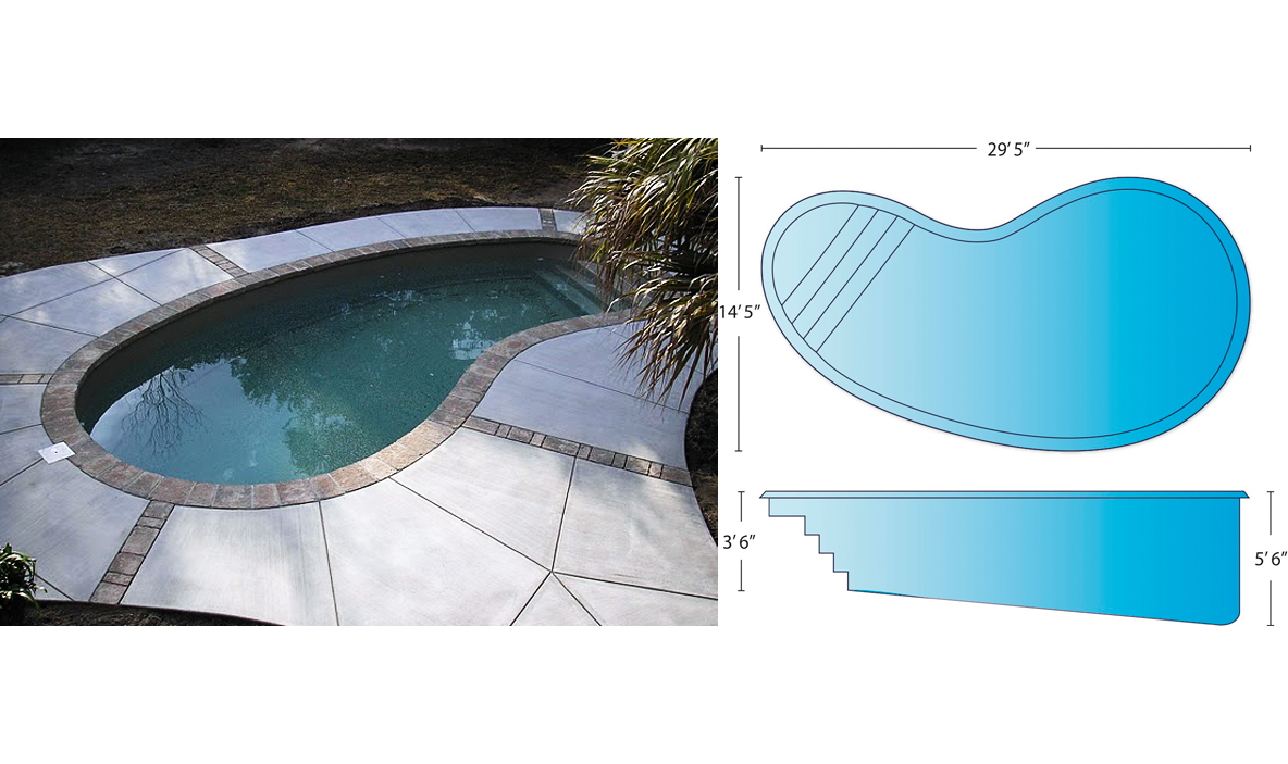 maritique pool size